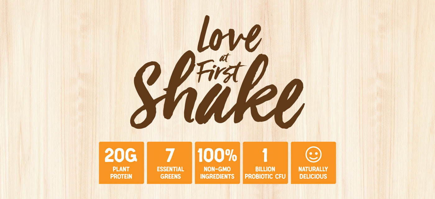 Love at first shake