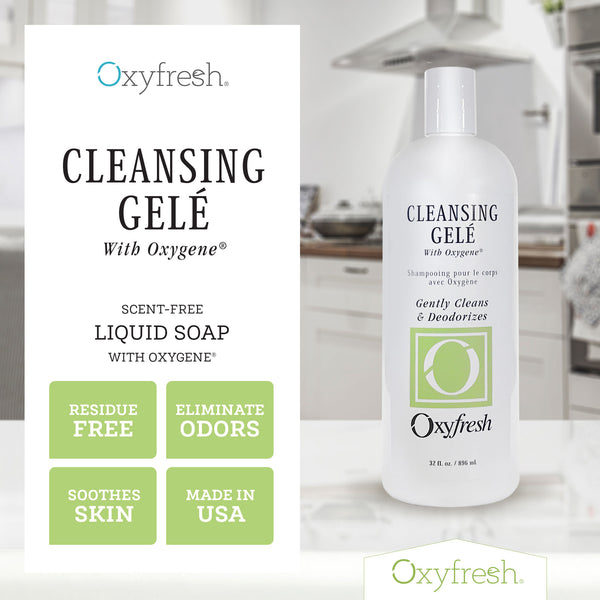 Cleansing Gelé