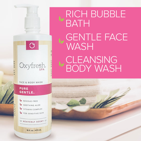 Face and Body Wash Bundle