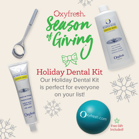 Holiday Dental Kit