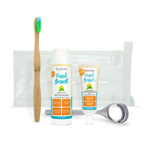 Ultimate Fresh Breath Travel Kit
