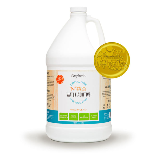 Pet Dental Water Additive