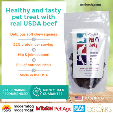 Pet Treats | Oxyfresh
