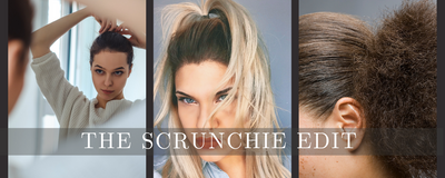 Yes, the 90's Hair Scrunchie is Back !