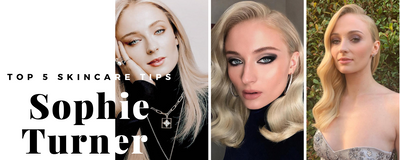 Sophie Turner's top 5 skincare secrets