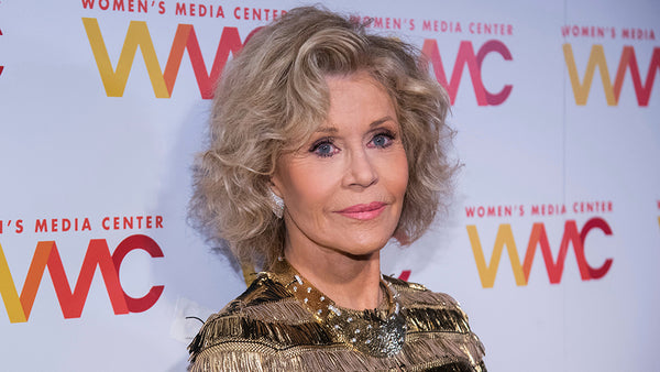 Jane Fonda arrested climate change protest