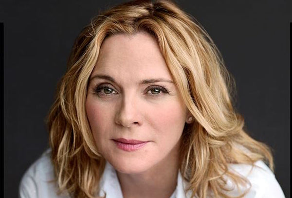 kim cattrall beauty over 40 skincare natural