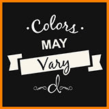 Colors May Vary Badge - d'143 Men's Clothing