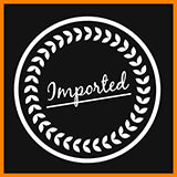 Imported Badge - d'143 Men's Clothing
