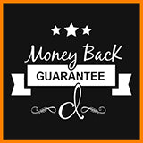 Money Back Guarantee Badge  - d'143 Men's Clothing