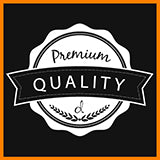 Premium Quality Badge - d'143 Men's Clothing
