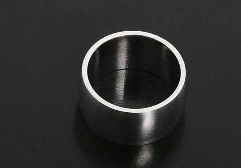 Polished Stainless Ring - d'143 Men's Clothing