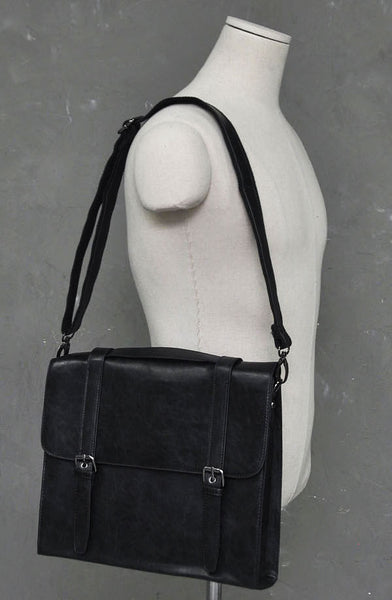 Laptop Satchel and Tote - d'143 Men's Clothing