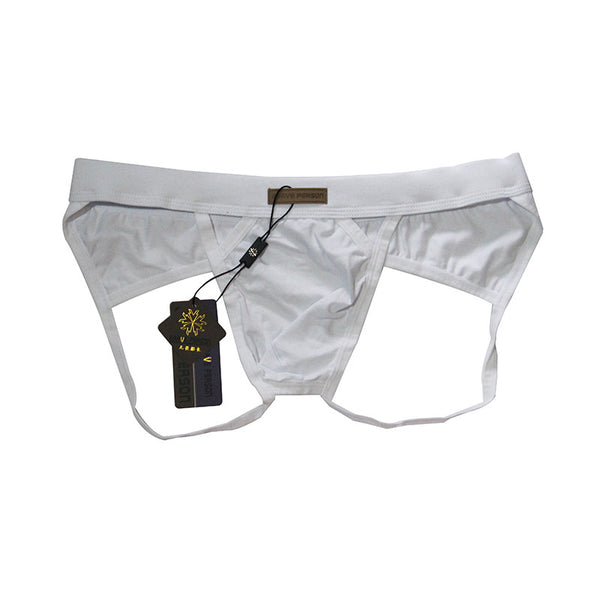 Breathable Cotton Briefs Jock-Strap Underwear - d'143 Men's Clothing