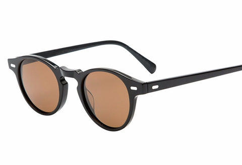 Retro 20/20 UV400 Polarized Sunglasses - d'143 Men's Clothing