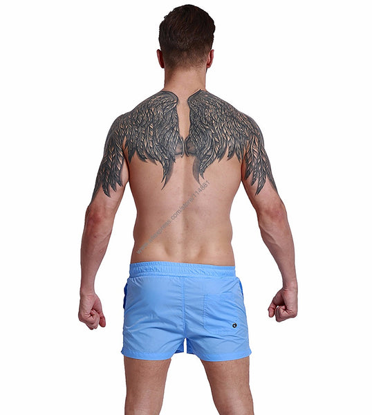 Men's Sexy Summer Beach Board Shorts - d'143 Men's Clothing