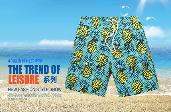 Quick Drying Bermudas Swimsuits for Men - d'1four3 Men's Clothing