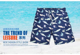 Go-Fish Quick Drying Bermudas Swimming Trunks for Men - d'143 Men's Clothing