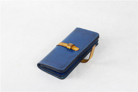 3-in-1 Genuine Leather Wallet, Phone Case & Pocket Organizer - d'143 Men's Clothing