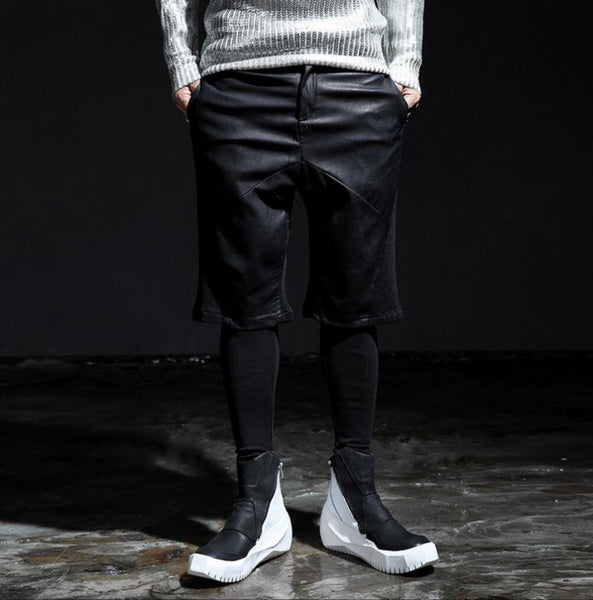 Slim Pants Under Shorts Under Knee Length Skirts - d'143 Men's Clothing