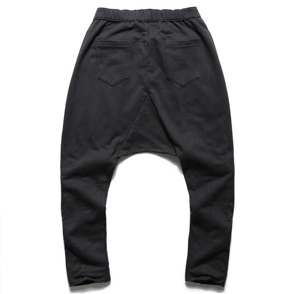 Casual Harem Trouser Sweatpants - d'143 Men's Clothing