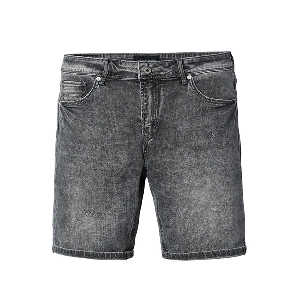 Vintage Slim Fit Denim Shorts for Men - d'143 Men's Clothing
