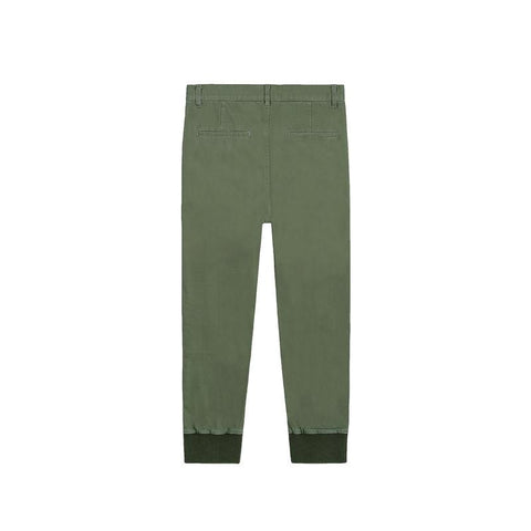 Soft Calf Ankel Army Pants - d'143 Men's Clothing