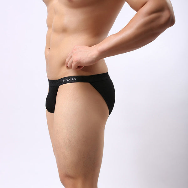 Transparent Sheer Elastic Jock-Strap - d'143 Men's Clothing