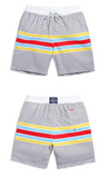 Quick Drying Bermudas Swimming Trunks for Men - d'143 Mens Clothing