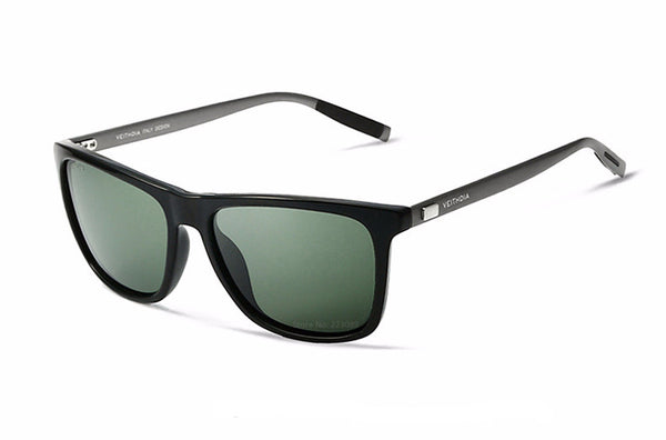 Retro Aluminum + TR90 Polarized Sunglasses - d'143 Men's Clothing