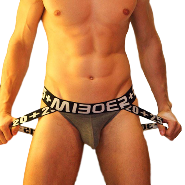 "2"" Wide Straps Jockstrap - d'143 Men's Clothing"