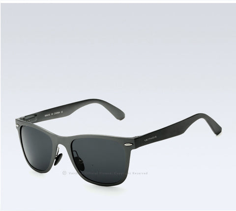 Polarized Mirror 20/20 UV400 Polarized Sunglasses - d'143 Men's Clothing