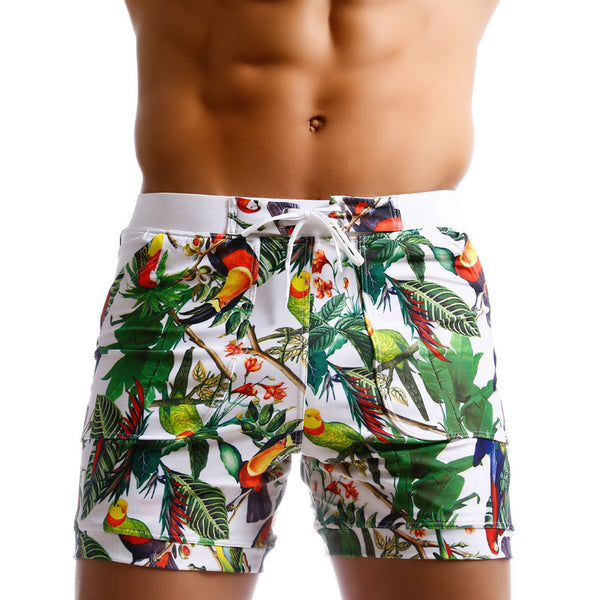 Quick Drying Board Shorts - d'143 Men's Clothing