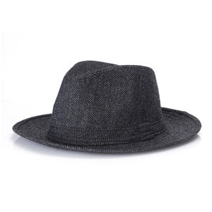 Gentleman's Wool Formal Hat - d'143 Men's Clothing