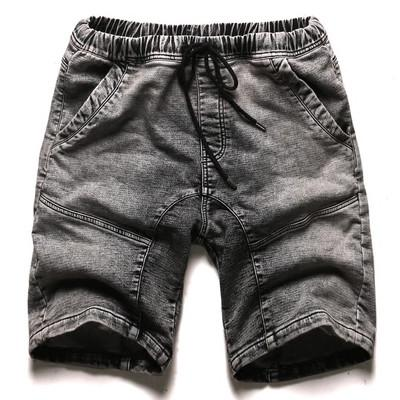 Fade-Wash Casual Summer Shorts - d1four3 Men's Clothing  and Unique Fashion