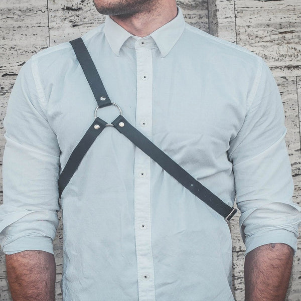 3 Strap Harness - d'143 Men's Clothing
