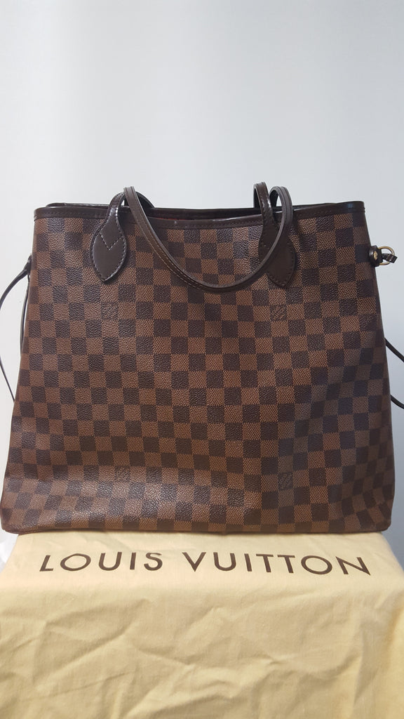 HeaL-1 LOUIS VUITTON NEVERFULL GM DAMIER