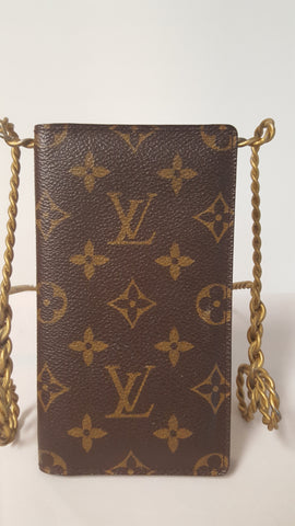 HeaL-5 Louis Vuitton Check Book Cover