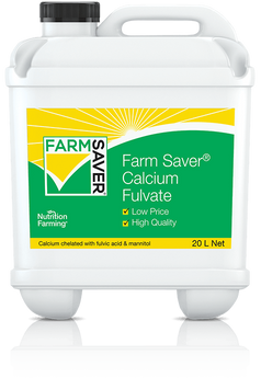 Farm Saver® Calcium Fulvate