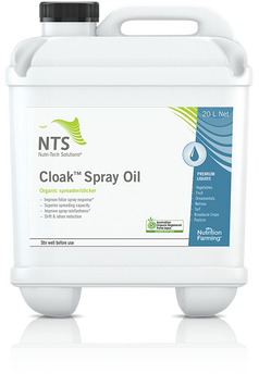 Cloak Spray Oil™