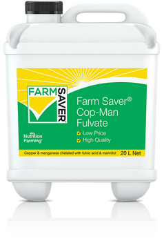 Farm Saver® Cop-Man Fulvate