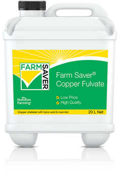 Farm Saver® Copper Fulvate