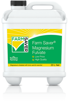 Farm Saver® Magnesium Fulvate