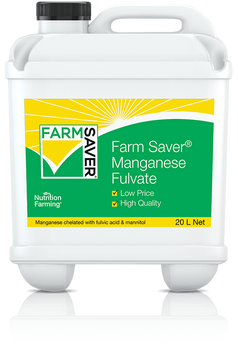 Farm Saver® Manganese Fulvate
