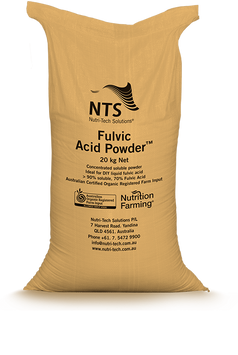NTS Fulvic Acid Powder™