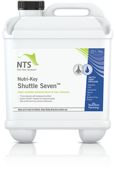 Nutri-Key Shuttle Seven™