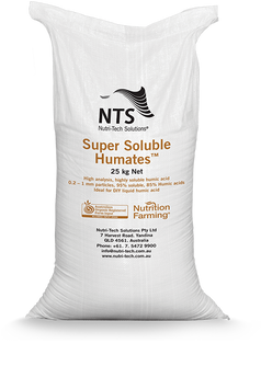 NTS Super Soluble Humates™