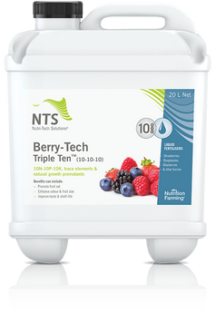Berry-Tech Triple Ten™