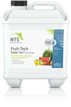 Fruit-Tech Triple Ten™