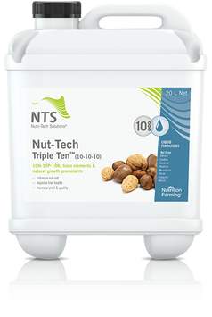 Nut-Tech Triple Ten™